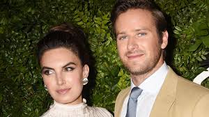 — abigail (@crabisnails) january 22, 2021. Elizabeth Chambers Allegedly Found Evidence Armie Hammer Had An Affair With His Co Star Entertainment Tonight
