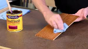 Bruce Wood Filler Color Chart Three Step Wood Finishing Process Video Minwax
