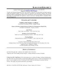 Sample Resume For Healthcare Compliance Officer Best Collection