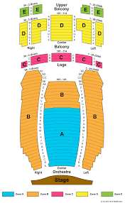 Count Basie Theatre Tickets Count Basie Theatre Seating Chart