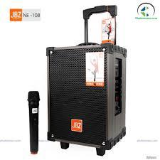 Loa kéo JBZ NE108 loa kéo di động loa karaoke mini mua loa hát karaoke