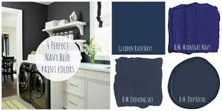 best navy blue paint colorNew 2015 Paint Color Ideas  Home Bunch  Interior Design Ideas
