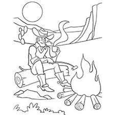 western coloring pages. Unique Pages Cowboy Campfirecoloring Pager To Western Coloring Pages