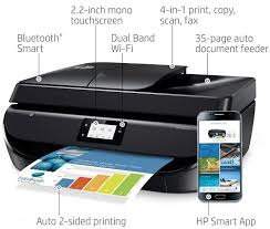 Review Of The Hp Officejet 5255 Wireless All In One Printer
