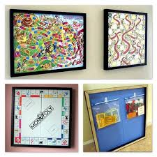 neat frame wall decor  ideas about game room decor on pinterest game room basement basements