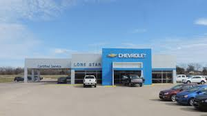 Lone Star Chevrolet is a Fairfield Chevrolet dealer and a new car ...