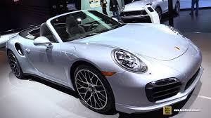 porsche 911 turbo 2014 convertible. 2015 porsche 911 turbo s convertible exterior and interior walkaround 2014 la auto show youtube