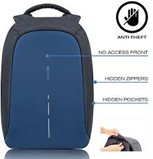 <b>XD Design Bobby Compact</b> Anti-Theft Laptop USB Backpack Diver ...
