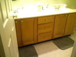 bathroom cabinet remodel. Image Of: Refacing Bathroom Cabinets Cabinet Remodel