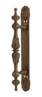 door pulls spanish bronze ornate door handle