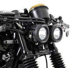 denali dual dr1 headlight conversion kit for triumph bonneville