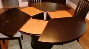 expandable round pedestal dining table. stylish design expandable round pedestal dining table attractive regarding renovation r