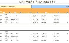 Stock Inventory List Retail Stock Sheet Template Inventory List Hvac