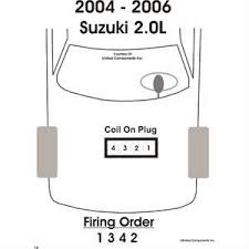 solved need firing order for 2004 forenza 2 0 also which fixya need firing order for 2006 forenza 2 0 also which terminal is 1 on the coil pack
