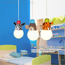 kids pendant lighting. Elegant Cartoon Zebra Monkey Giraffe Kids Pendant Lights | Kids-lamp.com Lighting