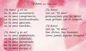 Love Quotes For Him In Spanish Delectable Love Poems For Him For Her for The One You Love for Your boyfriend