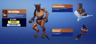 Design A Fortnite Skin Fortnite Monster Skin Concept The Devourer Fortnite Insider