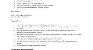 cna job duties. Hha Resume | Resume Cv Cover Letter