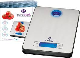 <b>Eurostek EKS</b>-<b>5000 Весы кухонные</b> электронные 5кг 1г — купить в ...