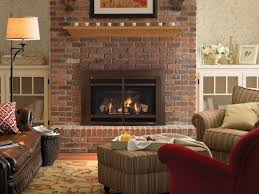 marvellous heat and glo supreme i30 gas insert living room paintolors sherwin williams with red brick