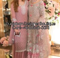 Punjabi New Suit Design 2018 Punjabi Suits Cloth Online Punjaban Designer Boutique