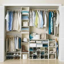 expandable closet organizer white