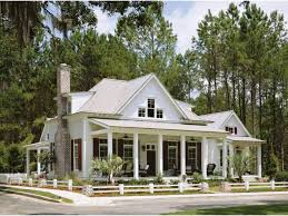 image of cozy small southern house plans with porches