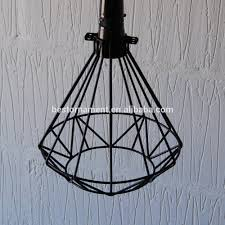 Wholesale Wire Cage Ceiling Pendant Light Frames Lampshade Buy