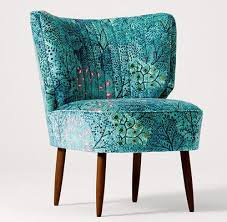 Patterned Chair