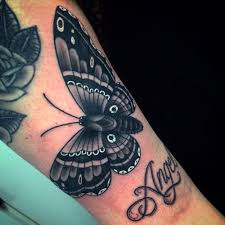 65 Beautiful Moth Tattoos