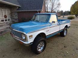1972 Chevrolet C/K 10 for Sale on ClassicCars.com