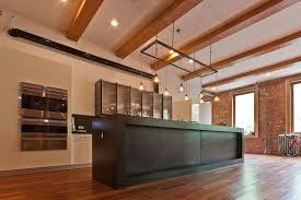 the lighting loft. Wood Flooring, Kitchen, Loft In NOHO, New York City The Lighting A