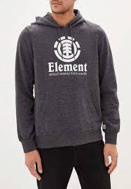 Худи <b>Element</b> L1HOB4-ELF8-519 (серый) — купить по цене 2 740 ...