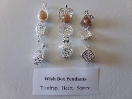 wish box pendants
