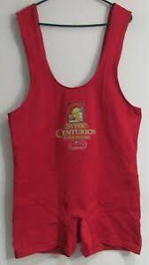 Details About Titan Super Centurion Squat Suit 46 Red Regular Stance Lu Discontinued Color