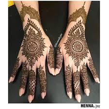 Wedding Henna Designs Simple Henna By Jas Simple Bridal Henna For A Sweet Bride Maryam
