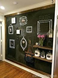 large chalk board chalkboard wall 2 hobby lobby easel art