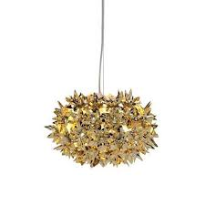 gold wishlist small bloom by ferruccio laviani kartell inspiration stilllife precious bloom lamp gold ferruccio laviani