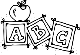 Small Picture Preschool Abc Coloring Pages Wecoloringpage