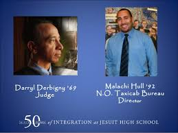 History of Integration at Jesuit High School of New Orleans