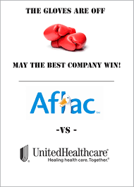 aflac vs united healthcare insurance