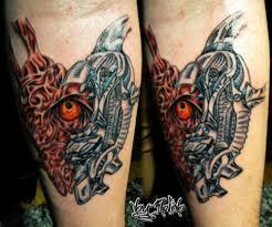 татуировка биомеханика минск салон марина рысь