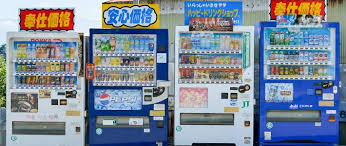 Vending Machine Store Impressive Vending Machines In Losing Battle Against Convenience Stores
