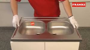Installation Instructions For Stainless Steel Drop On Sinks Youtube