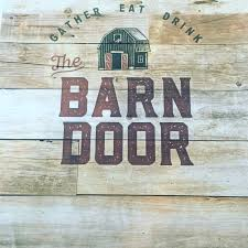 ridgefield s newest restaurant the barn door is set to open sometime next week at 37 ethan allen highway
