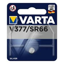 Элемент питания VARTA V377 (LR626/ <b>SR66</b>/ AG4) — купить в ...