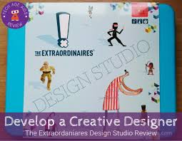 The Extraordinaires Design Studio Develop A Creative Designer With The Extraordinaires Tech