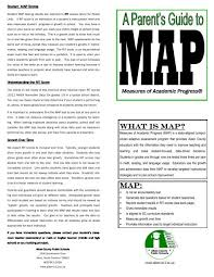 Map Math Test Scores Chart A Parents Guide To Map