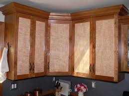 Kitchen Panels Doors Curly Maple Cabinet Doors Cherry W Curly Maple Door