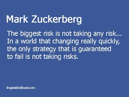 Taking Risks Quotes. QuotesGram via Relatably.com
